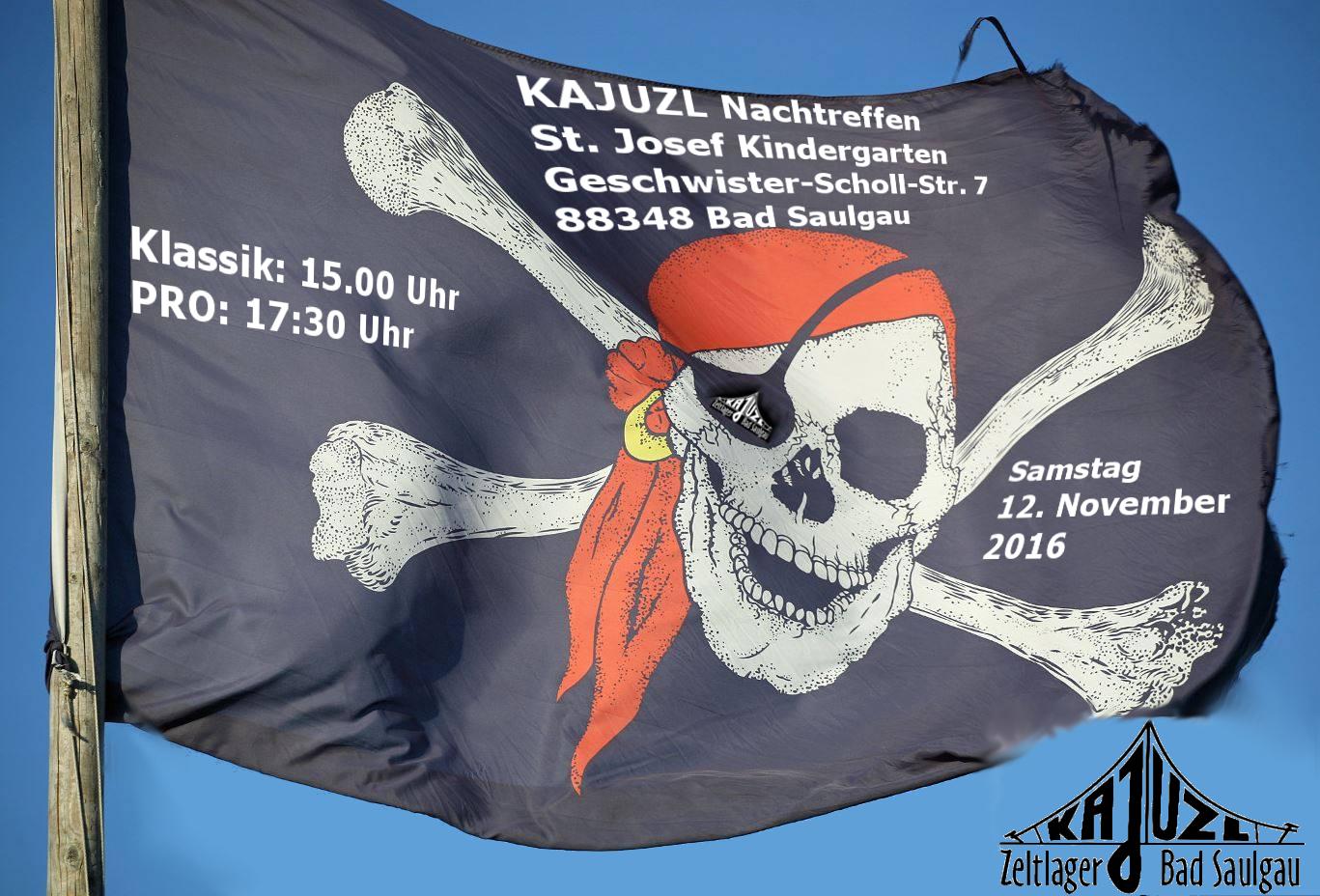 KAJUZL Nachtreffen 2016